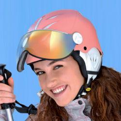 CP ski helmet with visor child - the best ski helmet with visor on the market for children