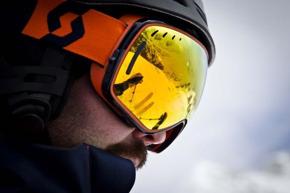 skibril heren met spiegel coating (mirror) en breed gezichtsveld online kopen bij topsnowshop