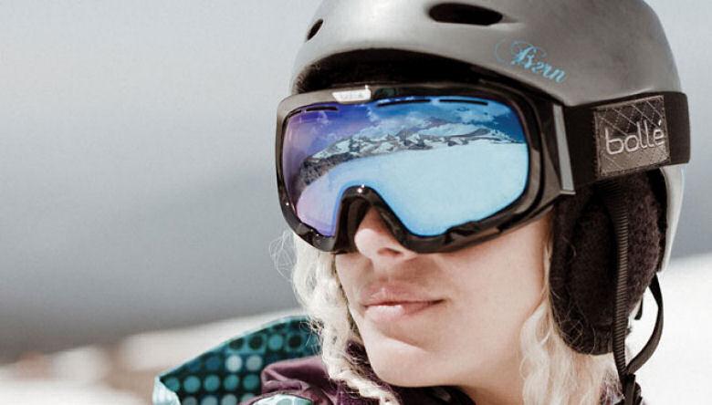 skibril dames met spiegel coating (mirror) en breed gezichtsveld online kopen bij topsnowshop